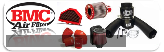 BMC Airfilters - Sacher Exclusive