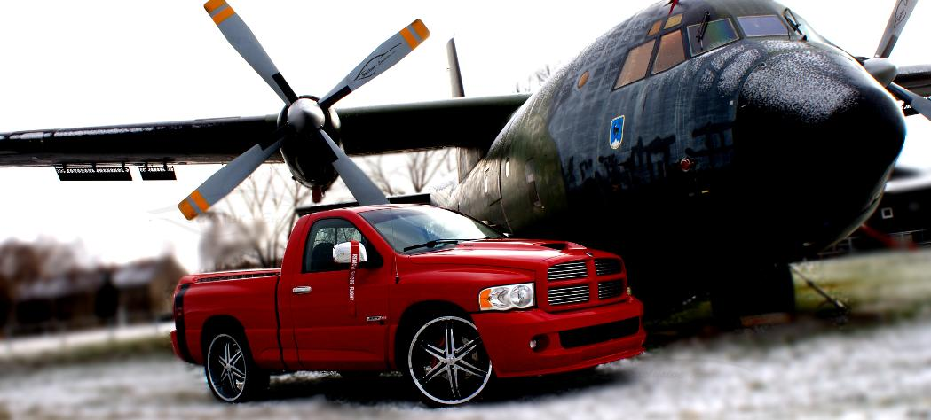 "Dodge Ram SRT 10  ""The  Vipertruck"""