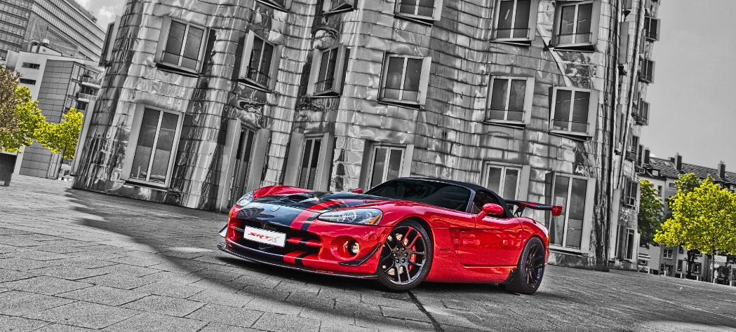 Dodge Viper SRTX