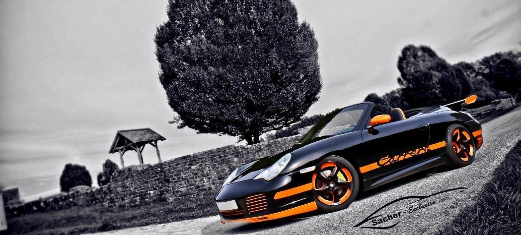 Porsche 911 Carbio