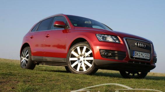 """Audi Q5 auf Proline PG 20"""""""