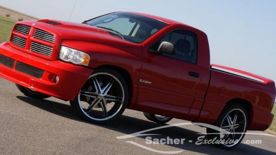 """Dodge Ram Srt10 26"""""""