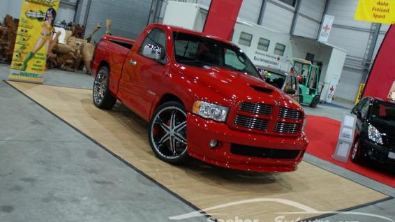 Dodge Ram Srt10 Messe
