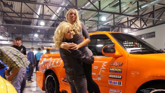 Katharina Kuhlmann und Mandy Lange