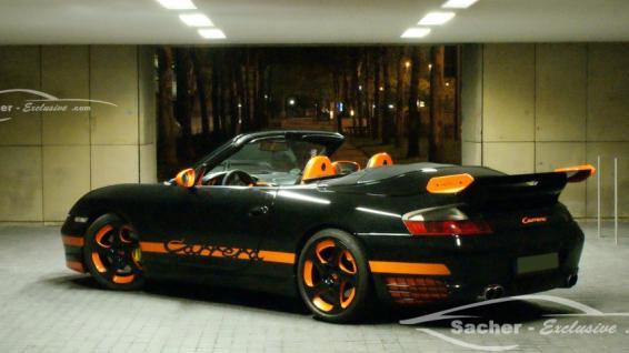 Porsche 911 996 Cabrio by sacher-exclusive