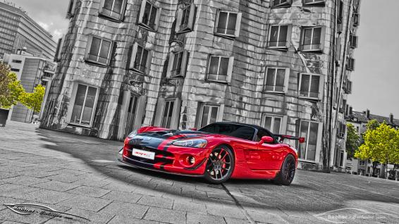 Dodge Viper SRTX by Sacher-Exclusive