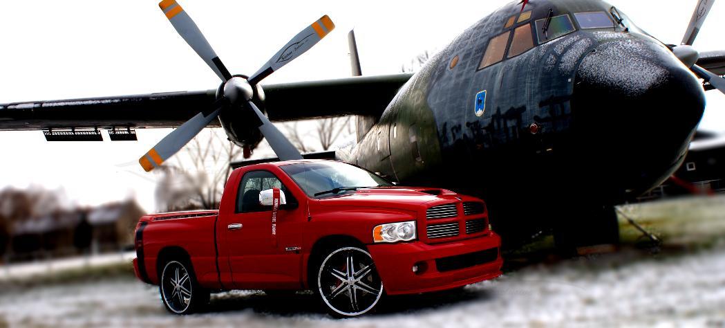 "Dodge Ram SRT 10  ""The  Vipertruck"""